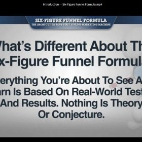 Download Todd Brown - Six Figure Funnel Formula