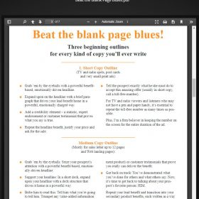Download Clayton Makepeace - Quick Start Copywriting System
