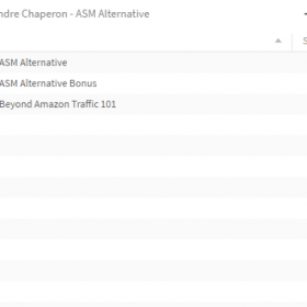 Download Andre Chaperon - ASM Alternative
