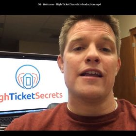 Download Russell Brunson - High Ticket Secrets