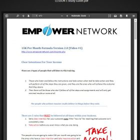 Download Empower Network Products