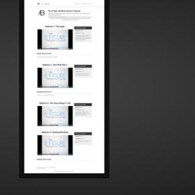 Download Alex Becker - The Six Figure Webinar Formula