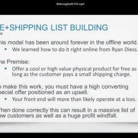 Download Tanner Larsson - Business Evolution Blueprint + FB Ads Training + KISS List Building