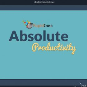 Download Jason Fladlien - Absolute Productivity