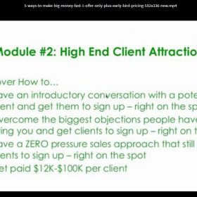 Download Christian Mickelson - Big Money Business Coach