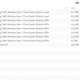 Download Robert Stukes - Hacking Traffic Press Method