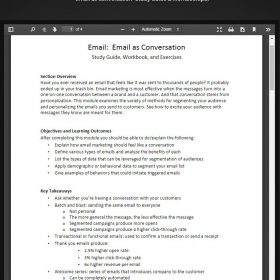 Download MarketMotive - Email Marketing Certification Course