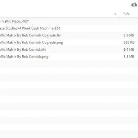 Download Rob Cornish - The Traffic Matrix