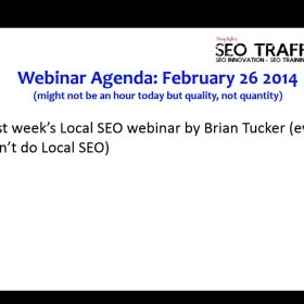 Download Terry Kyle - SEO Traffic Hacks Webinars
