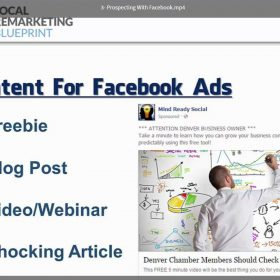 Download Mike Cooch - Local Retargeting Blueprint