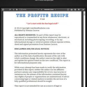 Download Demian Caceres - Tee Profits Elite