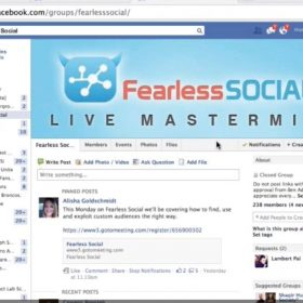 Download Ben Adkins - Fearless Social Mastermind