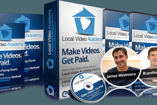 Download James Wedmore - Local Video Academy