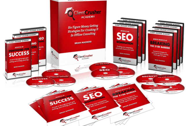 Download Brian Magnosi - Client Crusher Academy
