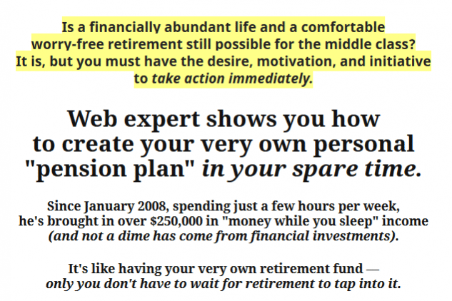 Download Nick Usborne - How to Write Your Own Money Making Website