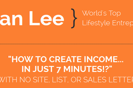 Download Ryan Lee - 7 Minute Income
