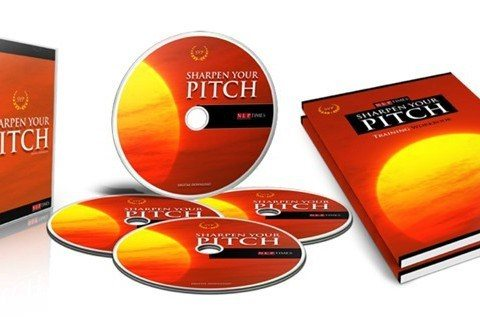 Download Michael Breen - Sharpen Your Pitch