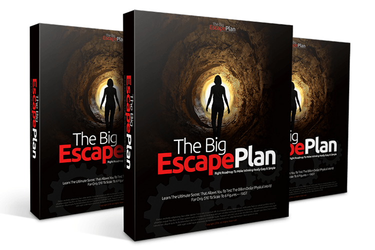 Download Tanner Larsson - The Big Escape Plan