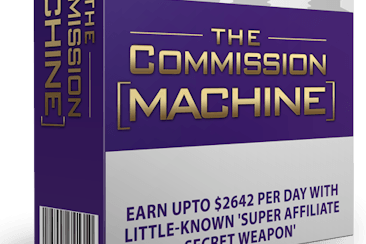 Michael Cheney - The Commission Machine