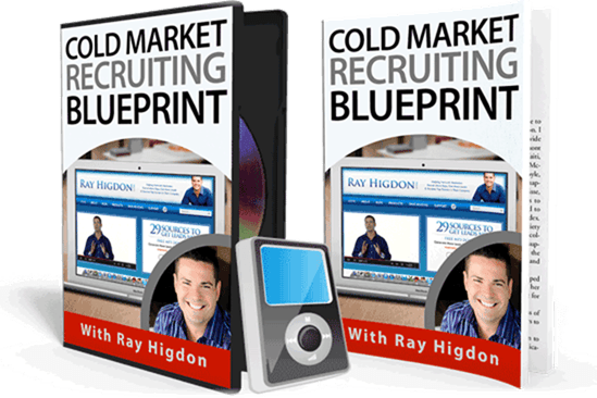 Download Ray Higdon - Cold Market Recruiting Blueprint