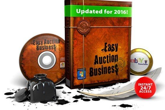 Andrew Minalto – Easy Auction Business 2015