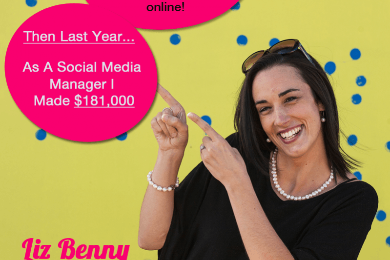 Download Liz Benny - Social Monkey Business Training