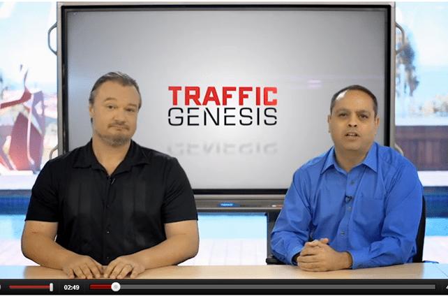 Andy Jenkins & Mike Filsaime - Traffic Genesis