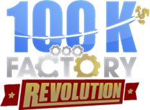 Aidan Booth & Steve Clayton – 100K Factory Revolution