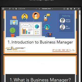 Download Jon Loomer – Demystifying Facebook Business Manager