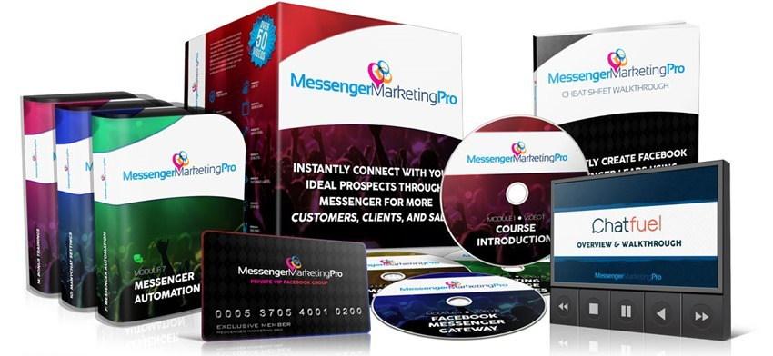 Jesse Jameson – Messenger Marketing Pro