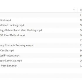 Download Ben Adkins - Local Mind Hacking Platinum