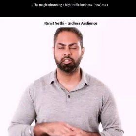 Ramit Sethi – Endless Audience