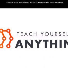 Download Ramit Sethi – Teach Yourself Anything