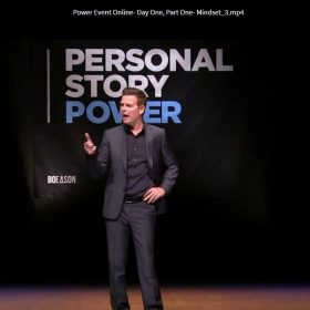 Download Bo Eason – Personal Story Power Online