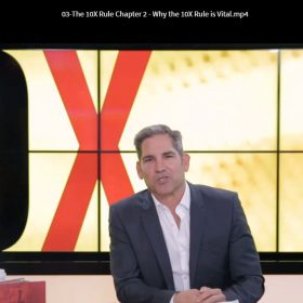 Grant Cardone – 10X Growth Conference 2018 (+Bonuses)