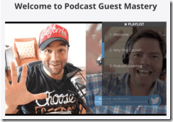 John Lee Dumas & Richie Norton – Podcast Guest Mastery