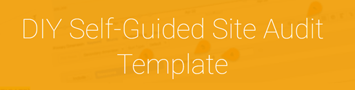 Annie Cushing – DIY Self-Guided Site Audit Template