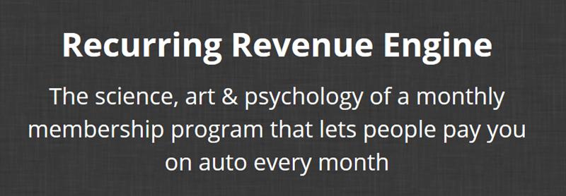 Download Bushra Azhar – Recurring Revenue Engine