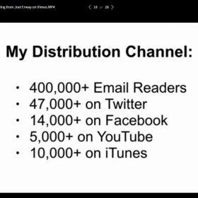 Download Joel Erway – The Webinar Vault