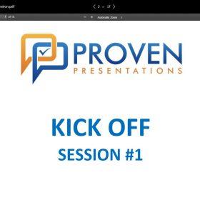 Peng Joon – Proven Presentations
