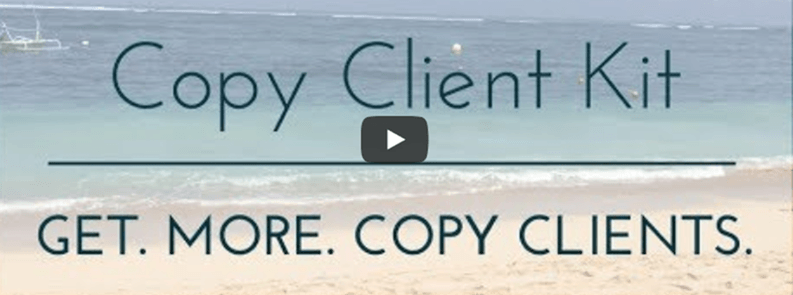 Chris Laub – Copy Client Kit Vault