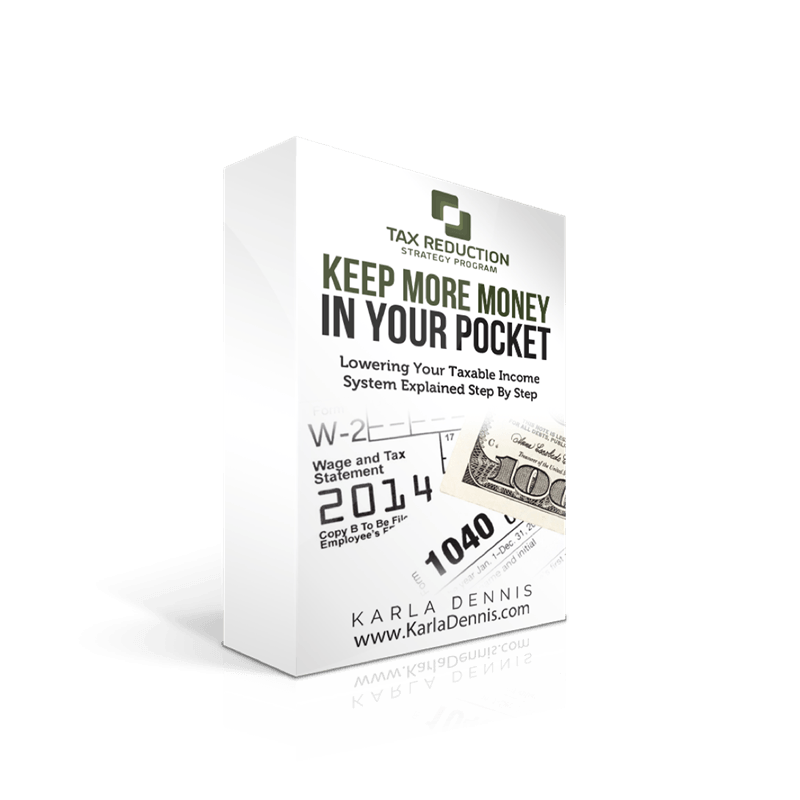 Download Karla Dennis – Tax Reduction Strategy Program