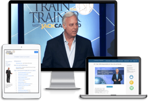 Jack Canfield – Train The Trainer Online 2018