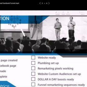 Download Dennis Yu – Launch 3 Part Foundation FB Funnel