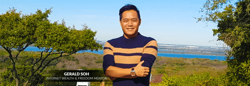 Gerald Soh – 50K eCom Profits with Etsy and Shopify