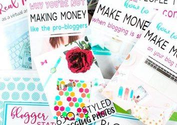Sarah Titus – Best Blogging Bundle