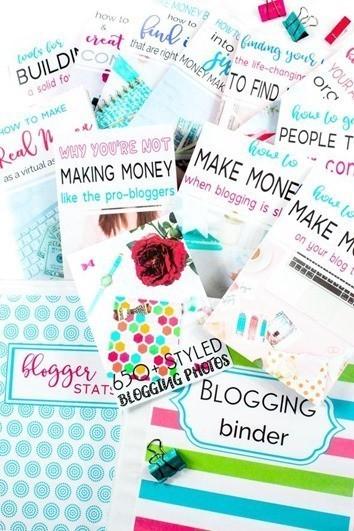 Download Sarah Titus – Best Blogging Bundle