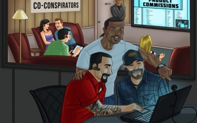 Donny Gamble – Commission Conspiracy