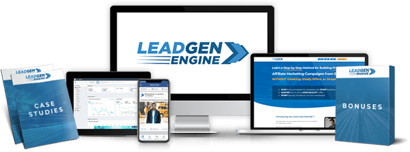Charles NGO – Affiliate Marketing 2.0-Leadgen Engine