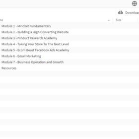 Download Harry Coleman – Ecom Beast 2.0